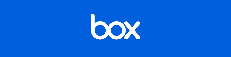 Box menu