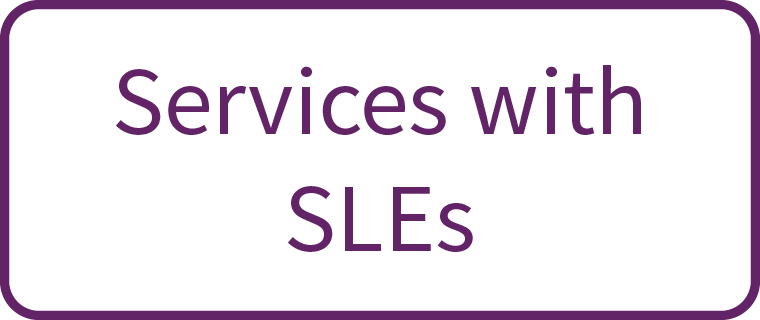 Services with SLEs
